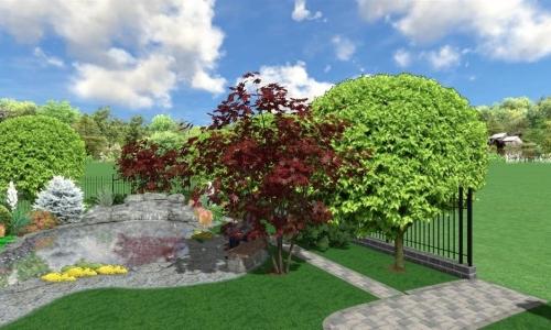 Proiect gradina privata 5